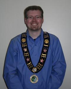 Mayor Chad Holloway