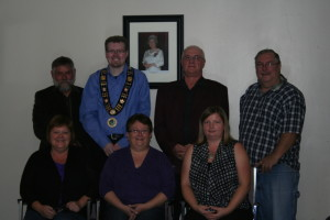 Current Town Council, Town of Port Blandford