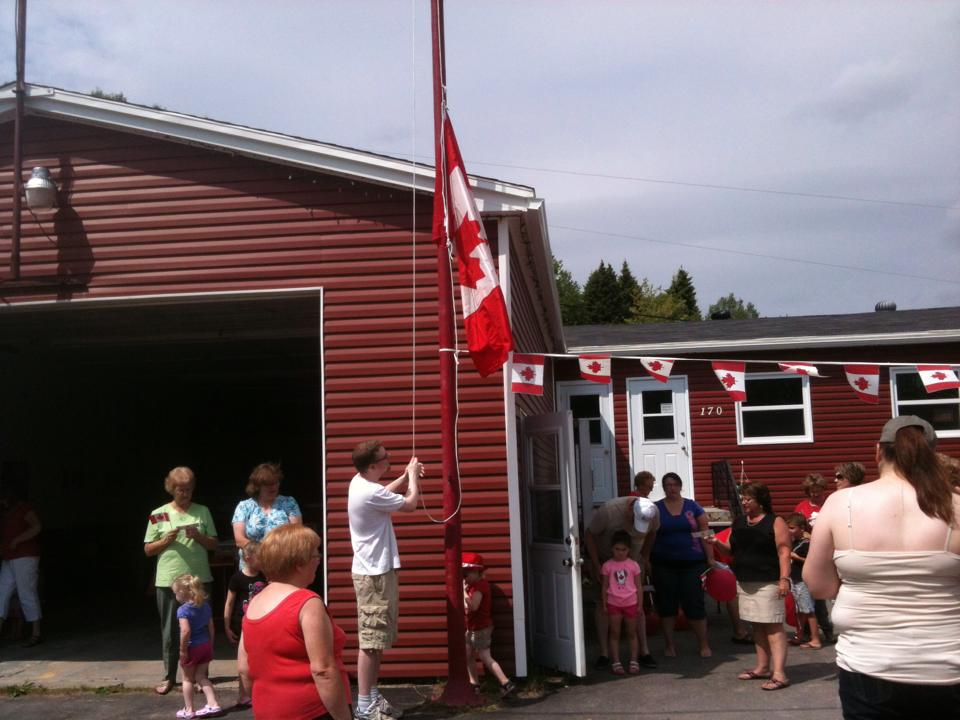 "Simply click the image blow to begin browsing the photo gallery ""Canada Day Celebrations""."